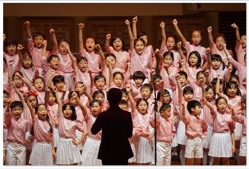 YCC Choral Division Courses - Kowloon / N.T. Auditions (Mar 22)