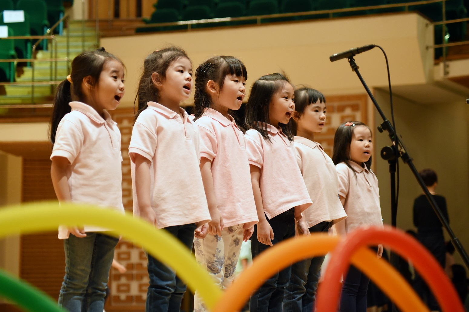 YCC Pre-School Division Courses - Kowloon / N.T. Auditions (22 Mar 2020)